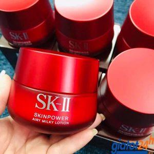 Kem Dưỡng Ẩm SK-II Skin Power Airy Milky Lotion giá bao nhiêu