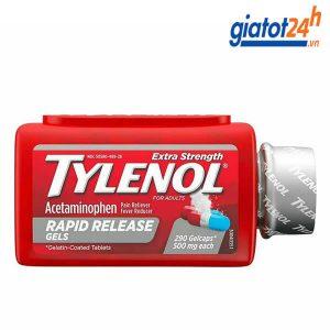 Viên Giảm Đau Tylenol