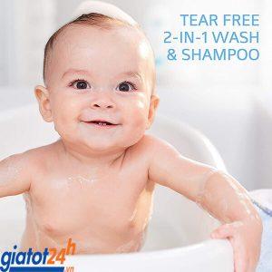 Tắm Gội Cetaphil Baby công dụng